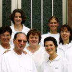 2005Julia Mannherz als Assistentin in der väterlichen Praxis