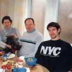 2000Johannes Gretzer mit bestandener Prüfung zum Zahntechniker