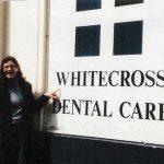 2001Julia und Tobias als selbstständige Zahnärzte in London, U.K.