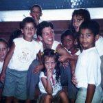2000Julia zurück in Brasilien im Rahmen ihrer Doktorarbeit