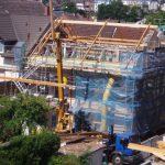 2007Umbau des Dachgeschosses